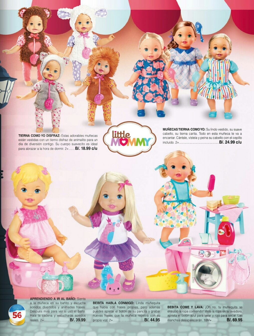 Catalogo juguetes Stivie toys 2018 p56