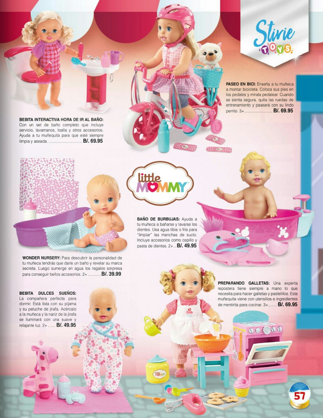 Catalogo juguetes Stivie toys 2018 p57
