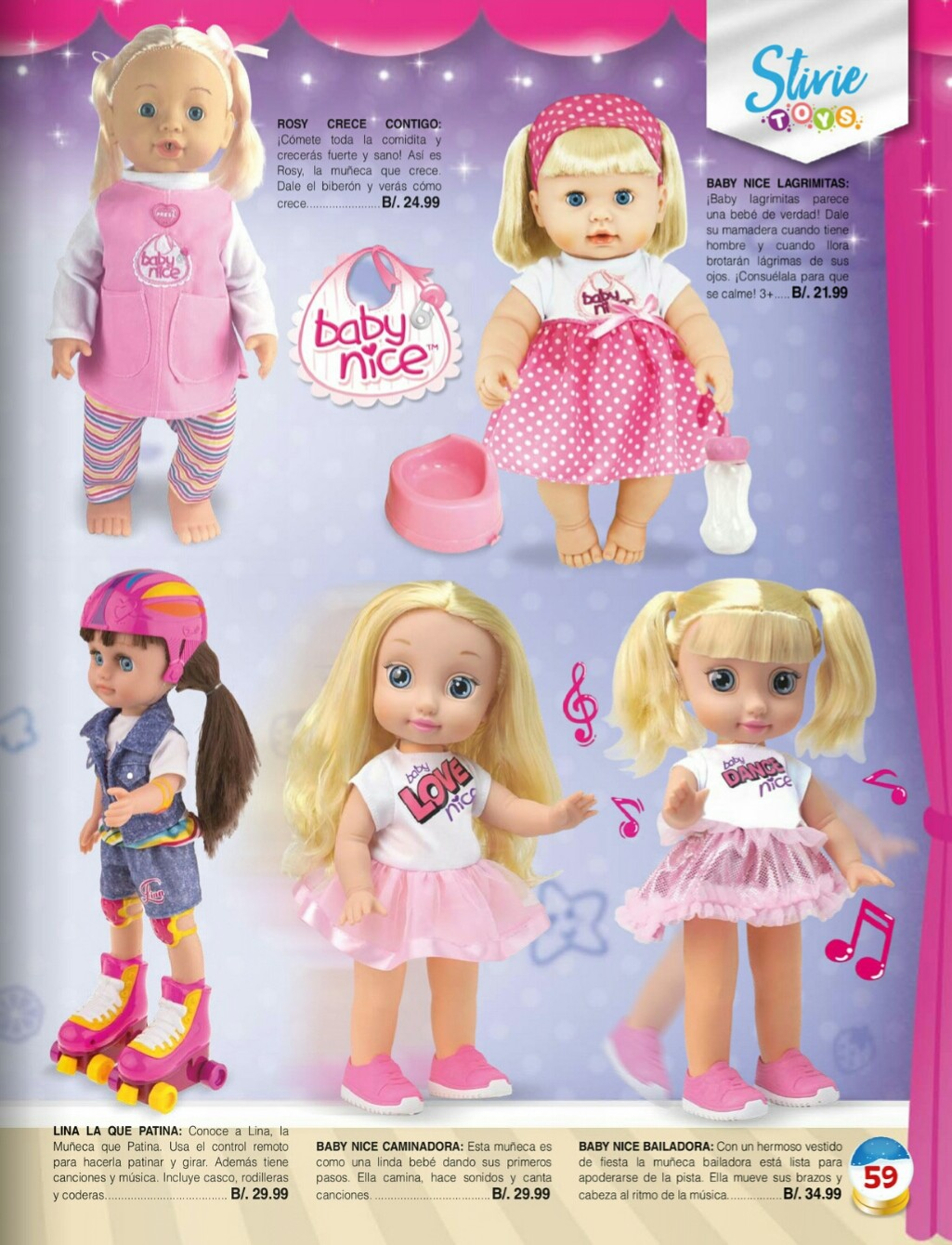 Catalogo juguetes Stivie toys 2018 p59