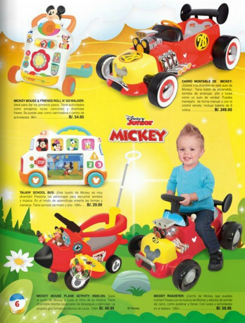 Catalogo juguetes Stivie toys 2018 p6
