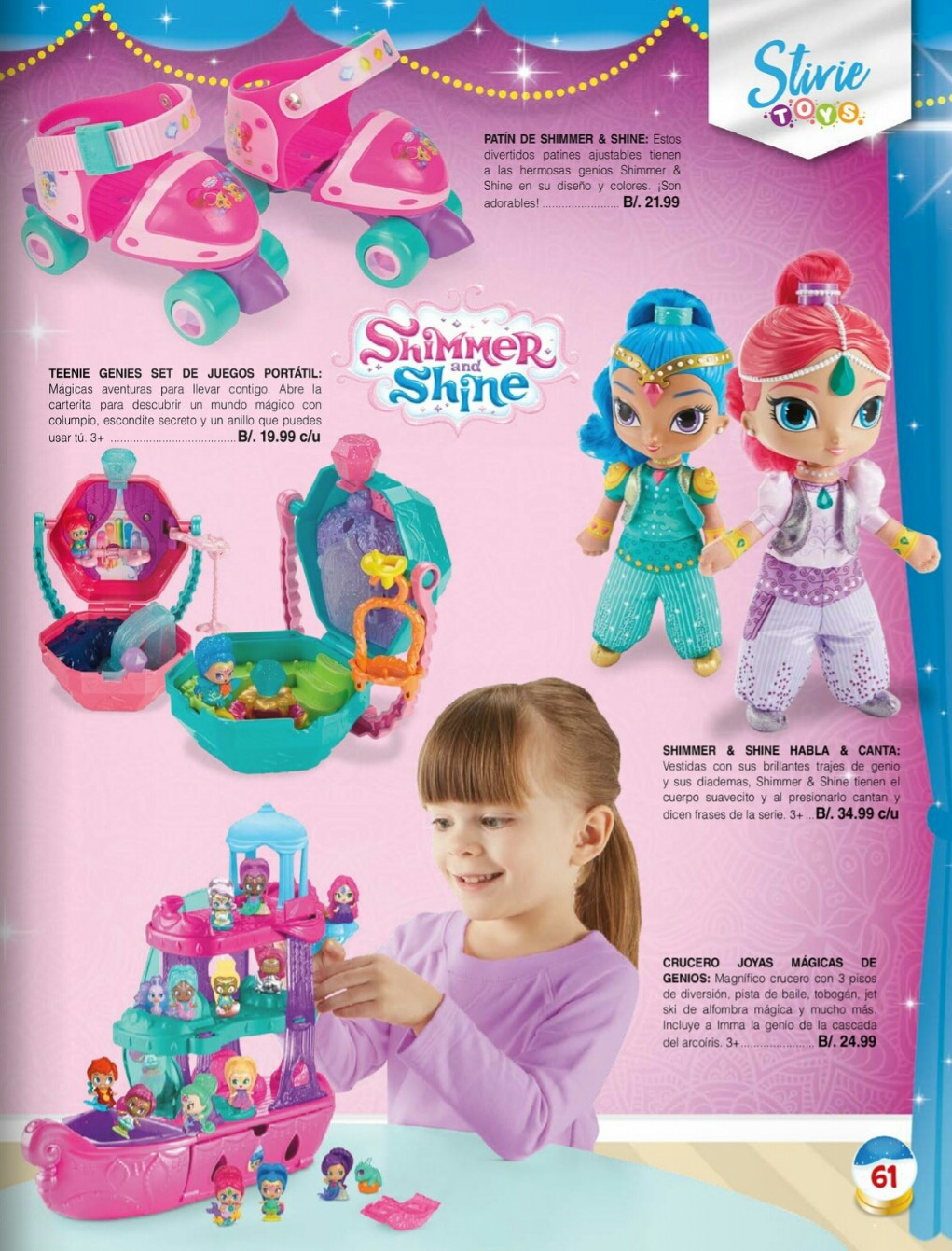 Catalogo juguetes Stivie toys 2018 p61