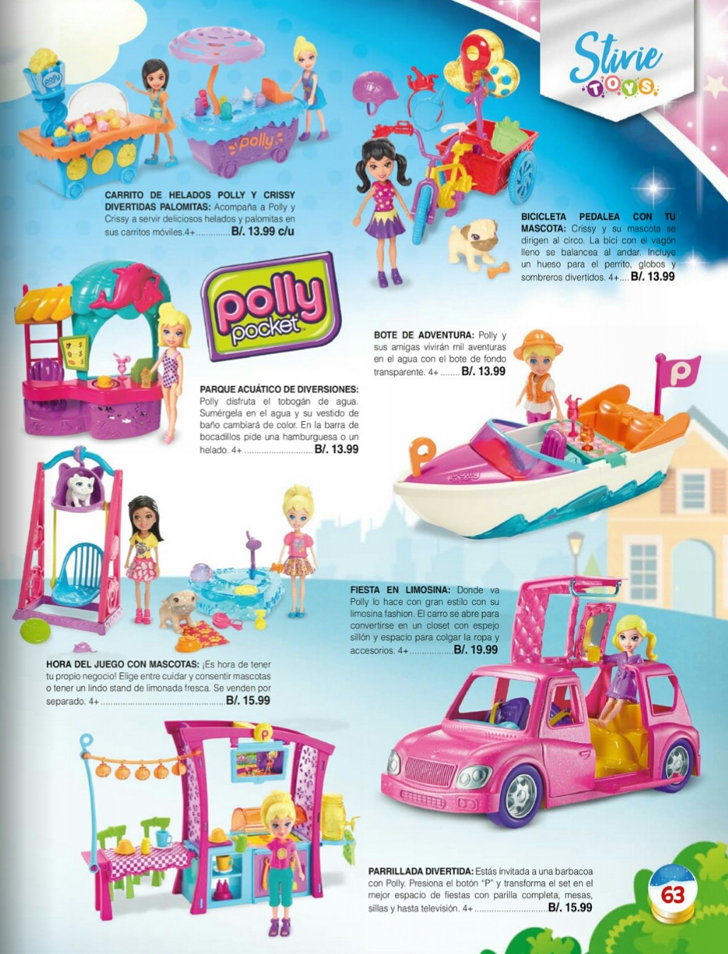 Catalogo juguetes Stivie toys 2018 p63