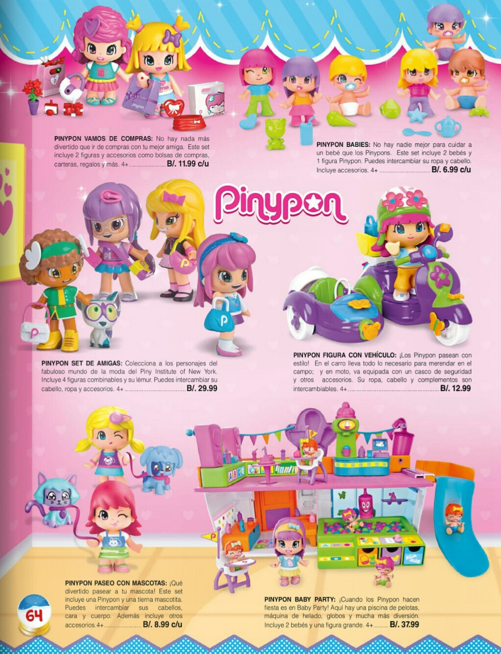 Catalogo juguetes Stivie toys 2018 p64