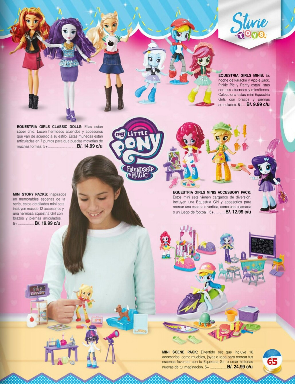 Catalogo juguetes Stivie toys 2018 p65