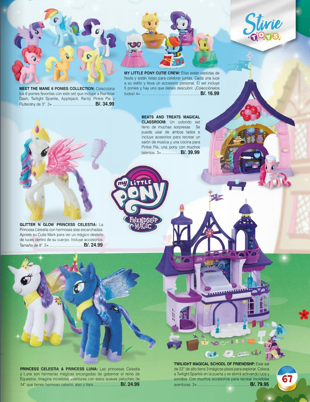 Catalogo juguetes Stivie toys 2018 p67
