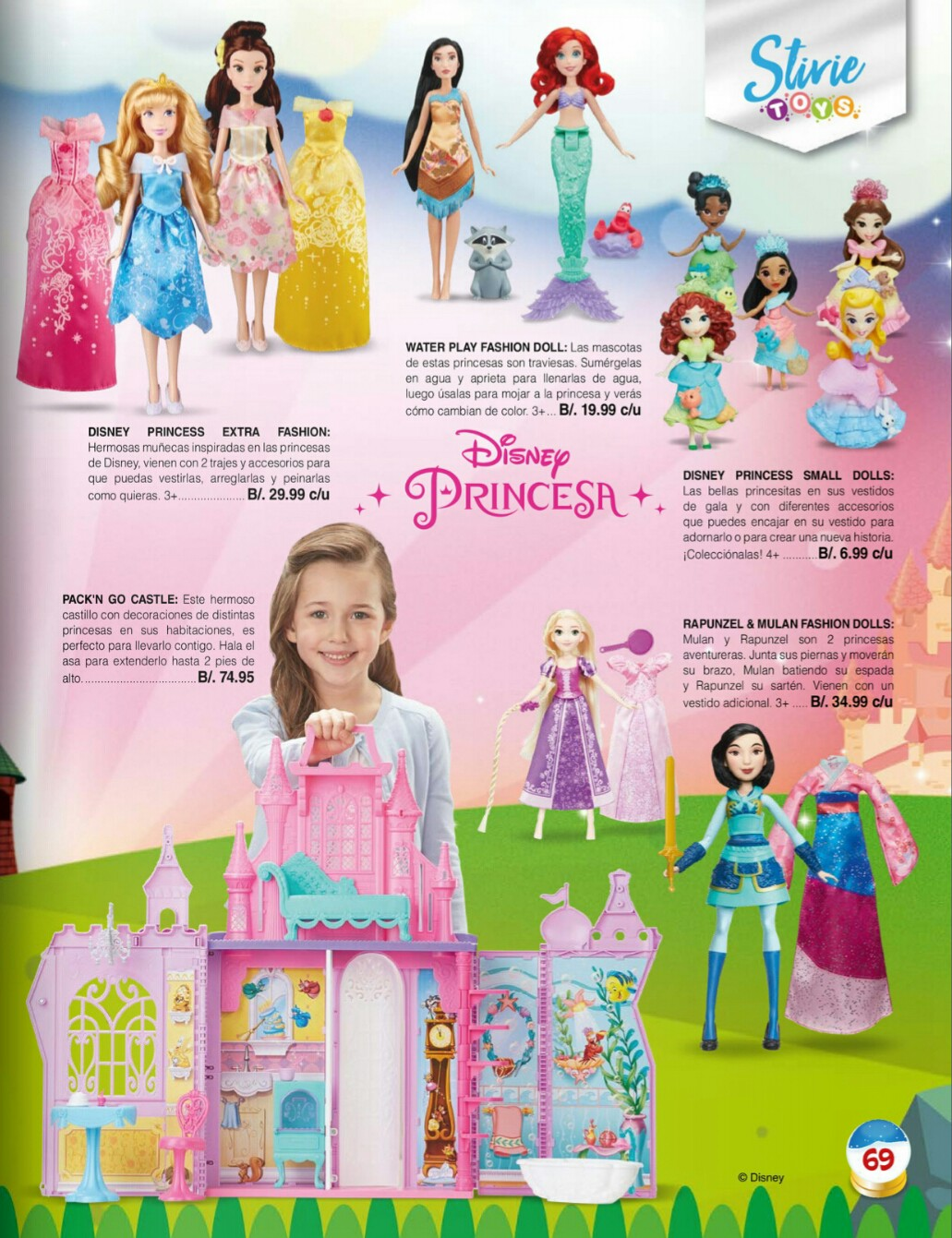 Catalogo juguetes Stivie toys 2018 p69