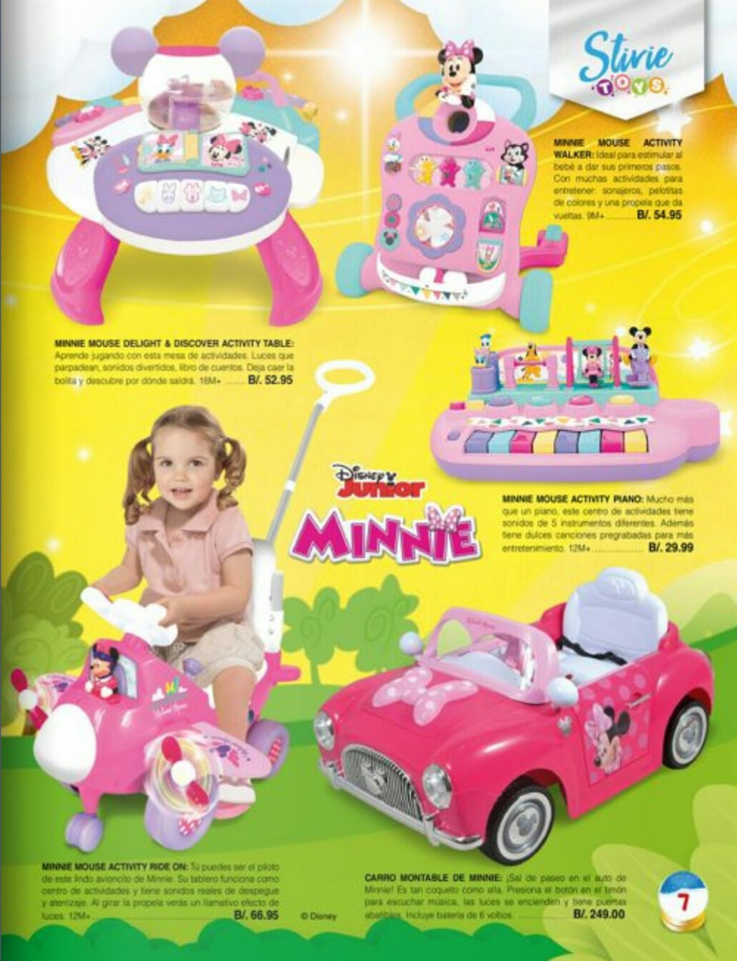 Catalogo juguetes Stivie toys 2018 p7