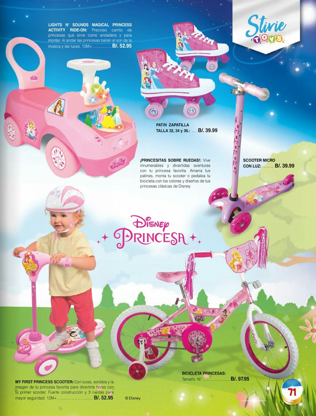 Catalogo juguetes Stivie toys 2018 p71
