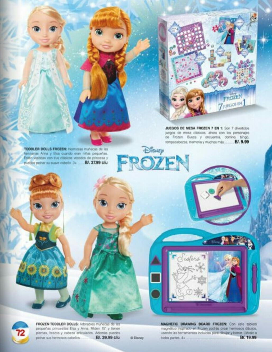 Catalogo juguetes Stivie toys 2018 p72