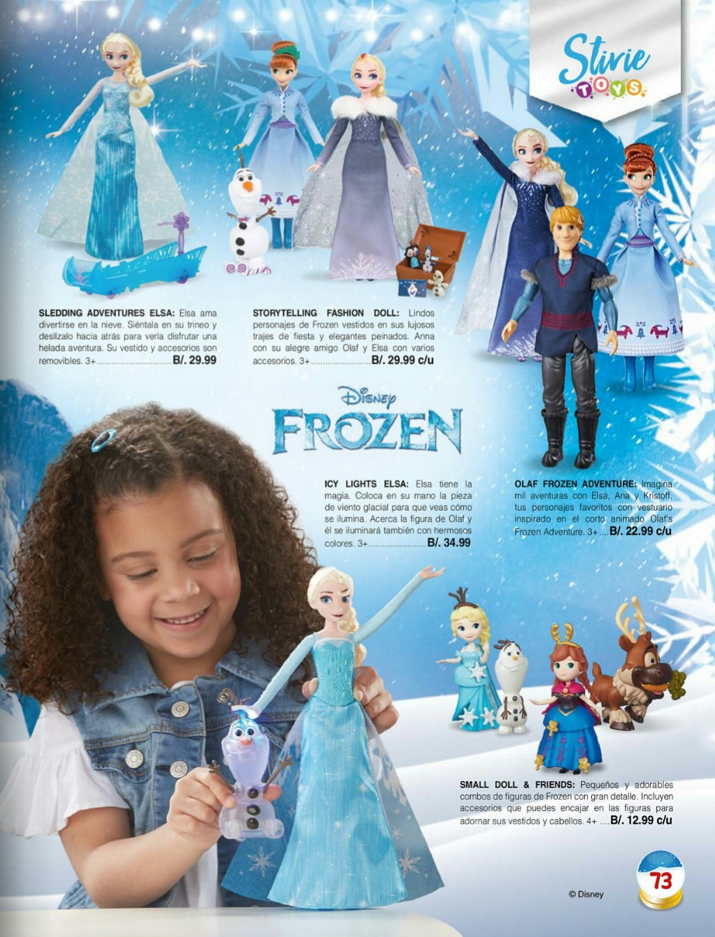 Catalogo juguetes Stivie toys 2018 p73