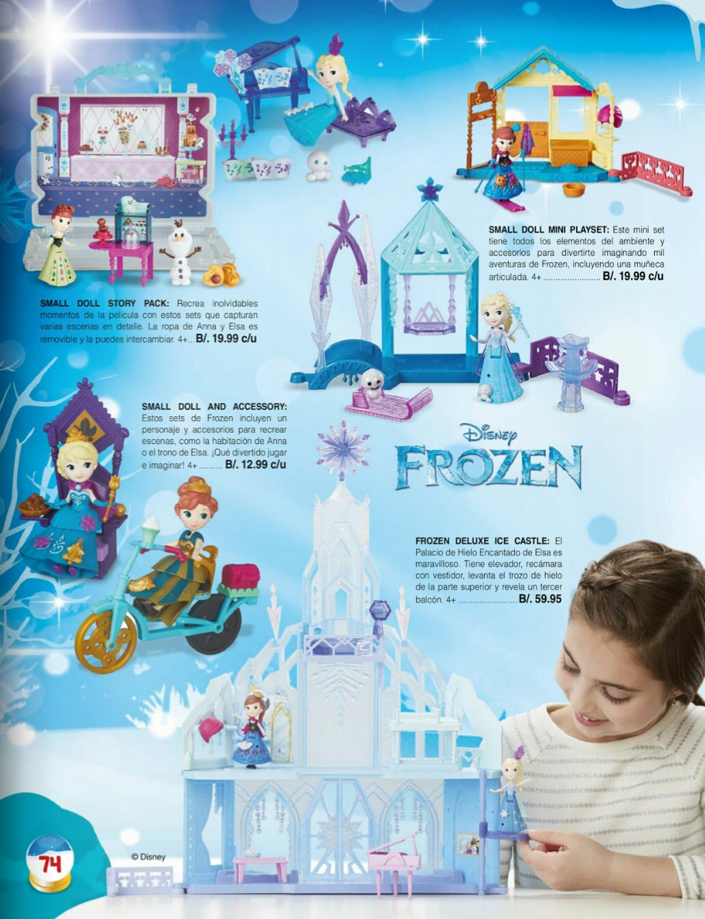Catalogo juguetes Stivie toys 2018 p74