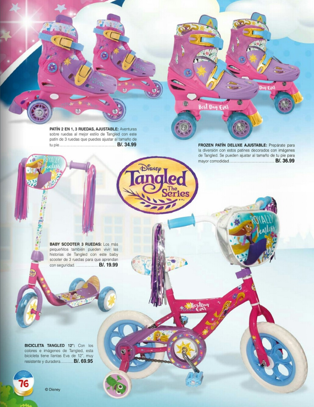 Catalogo juguetes Stivie toys 2018 p76