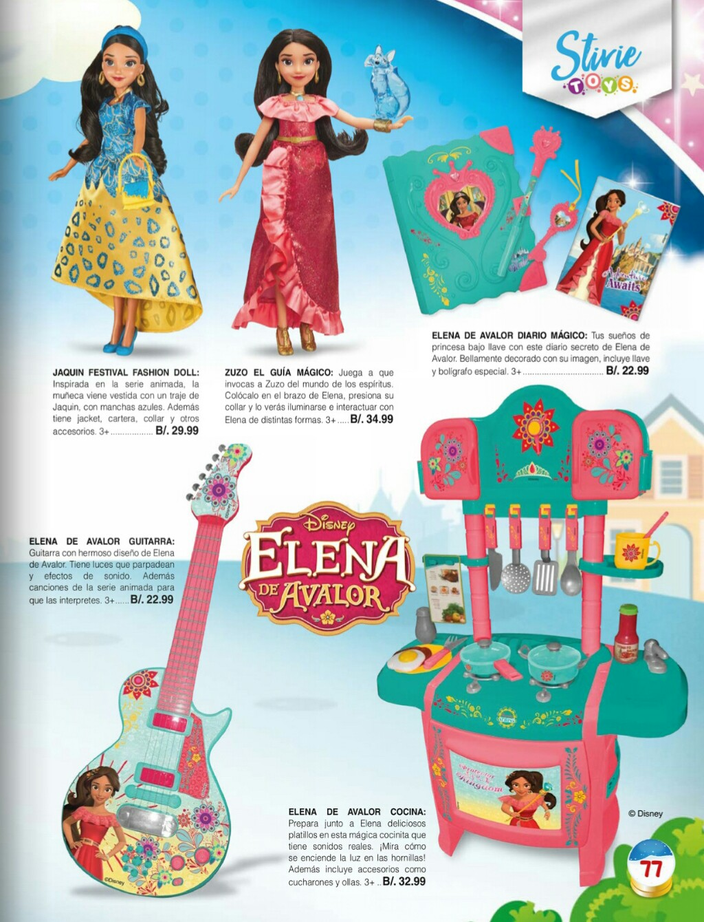 Catalogo juguetes Stivie toys 2018 p77