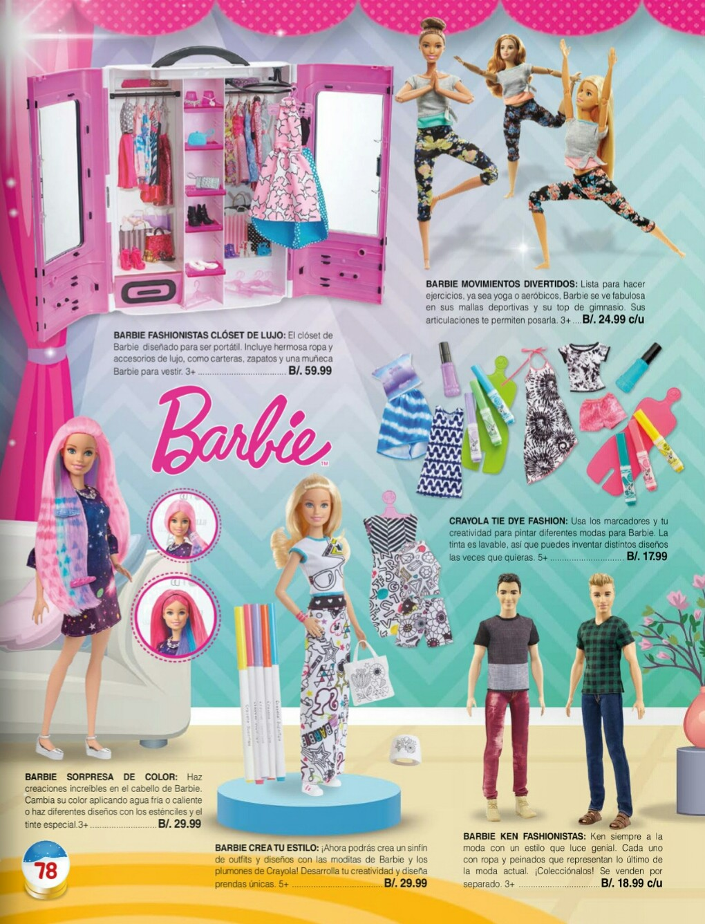 Catalogo juguetes Stivie toys 2018 p78