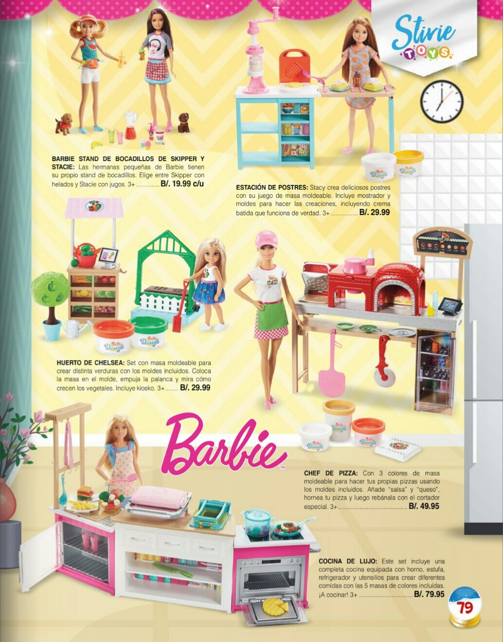 Catalogo juguetes Stivie toys 2018 p79