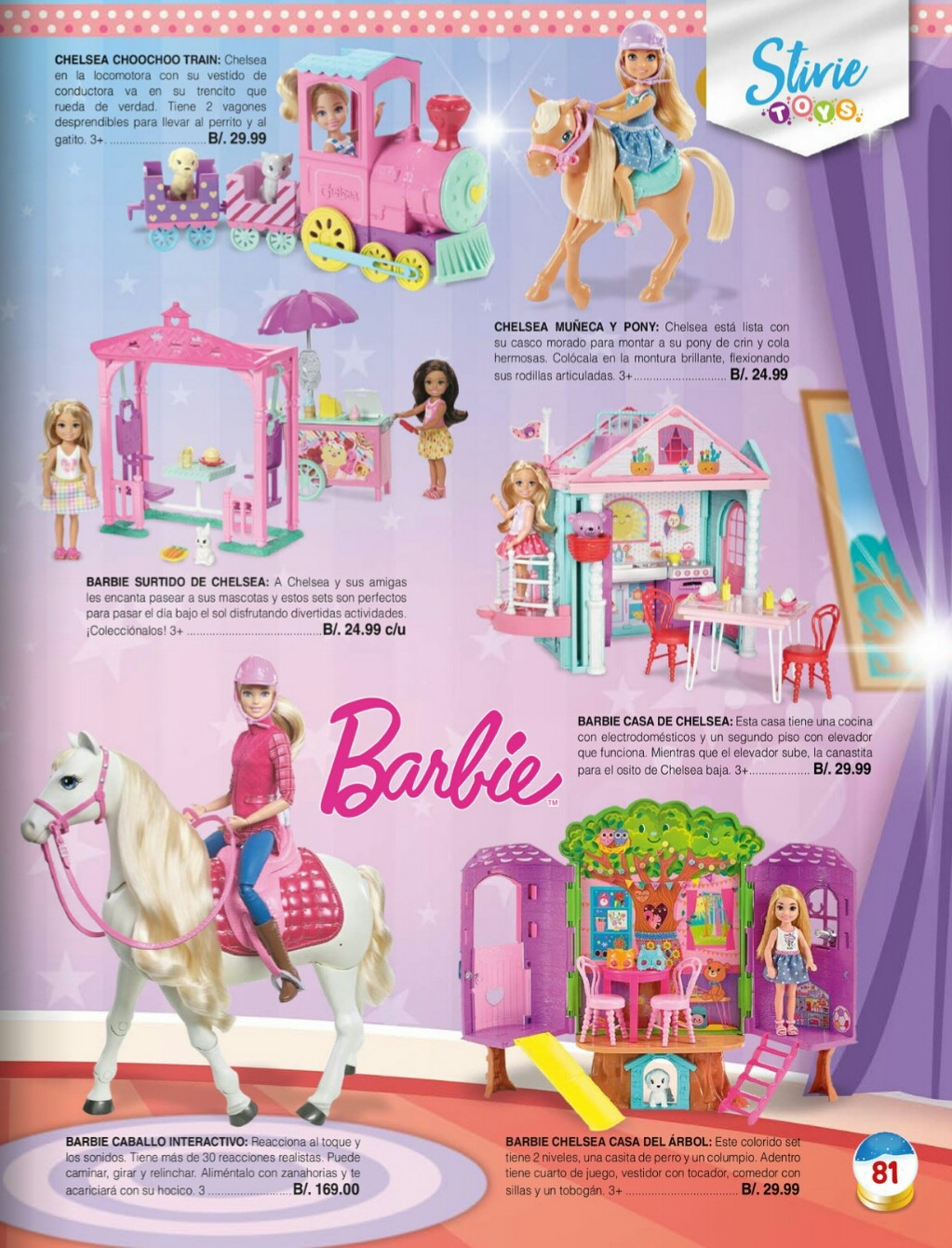 Catalogo juguetes Stivie toys 2018 p81