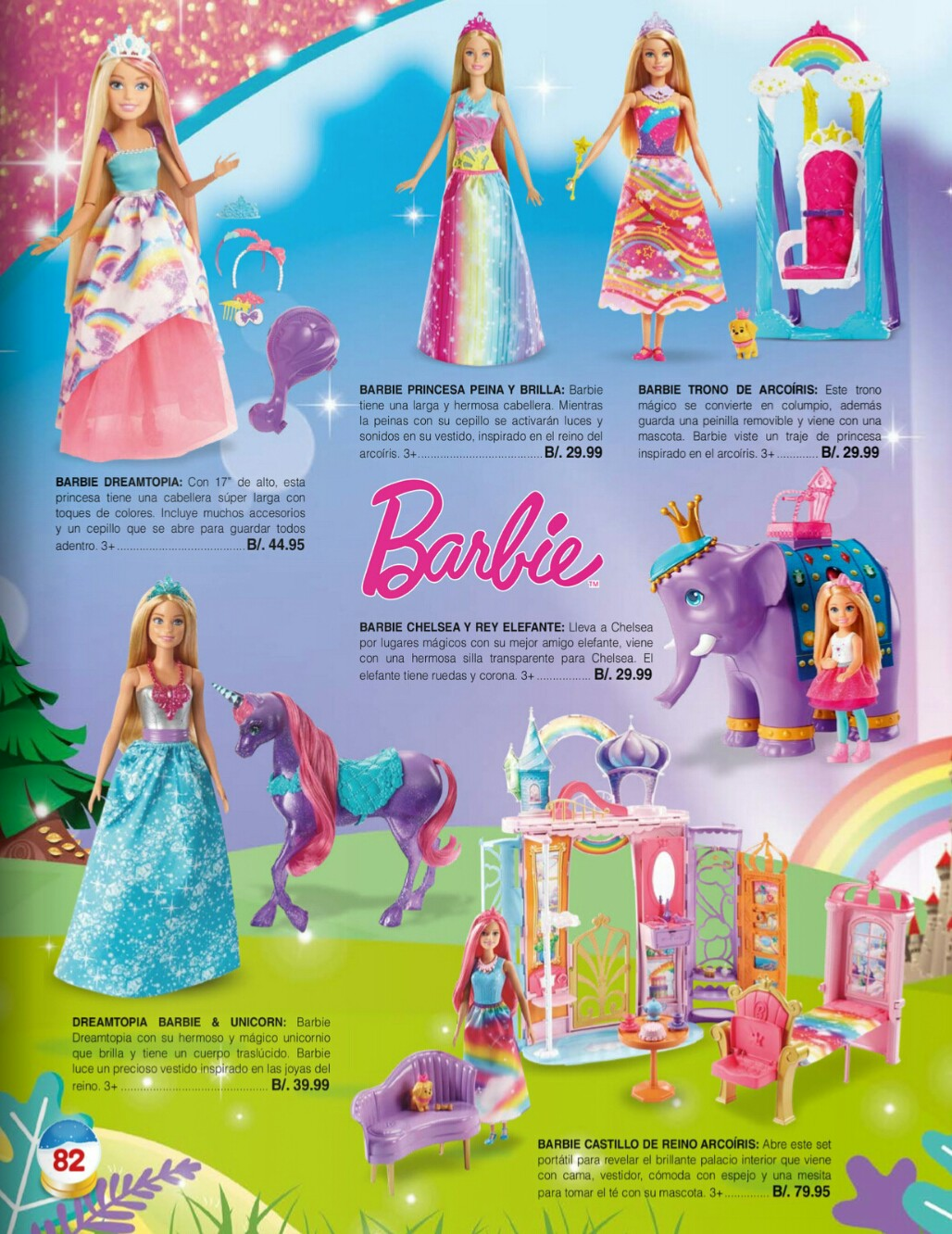 Catalogo juguetes Stivie toys 2018 p82