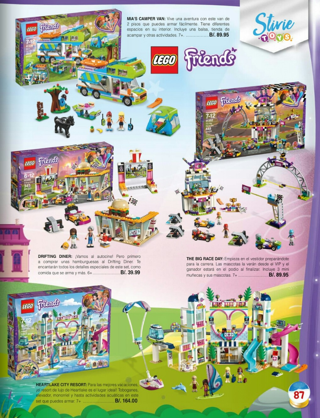 Catalogo juguetes Stivie toys 2018 p87