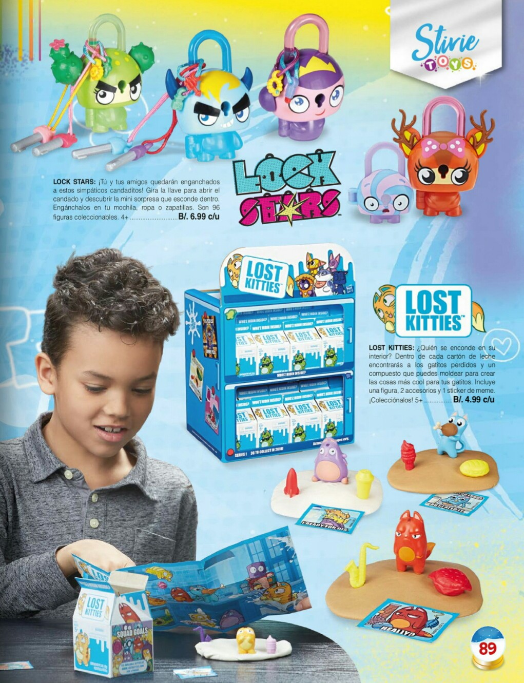 Catalogo juguetes Stivie toys 2018 p89