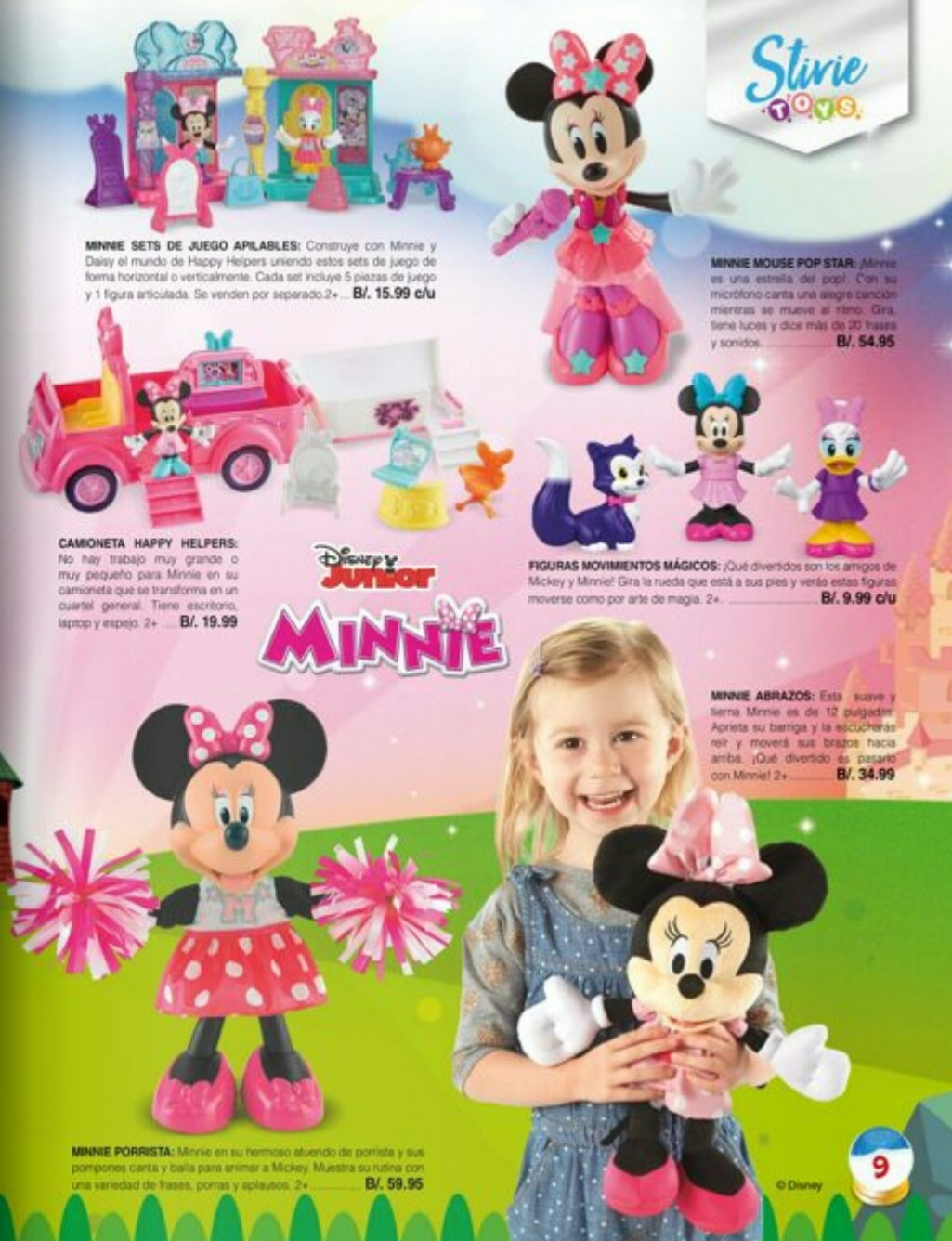 Catalogo juguetes Stivie toys 2018 p9