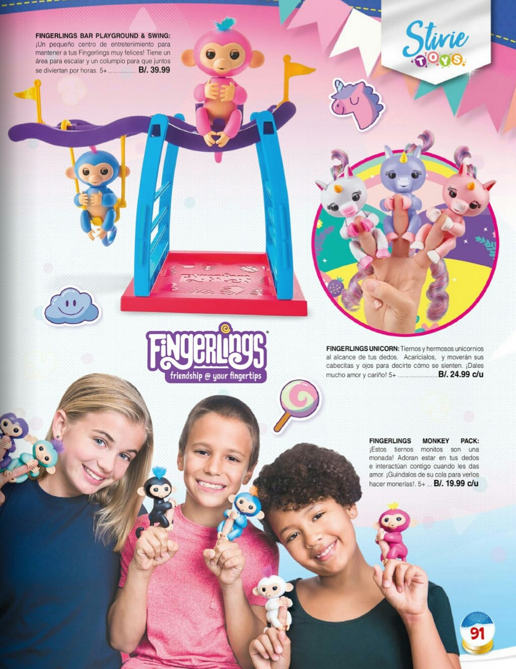 Catalogo juguetes Stivie toys 2018 p91