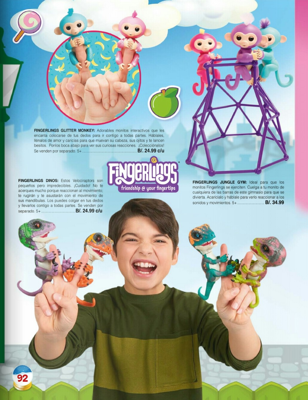 Catalogo juguetes Stivie toys 2018 p92