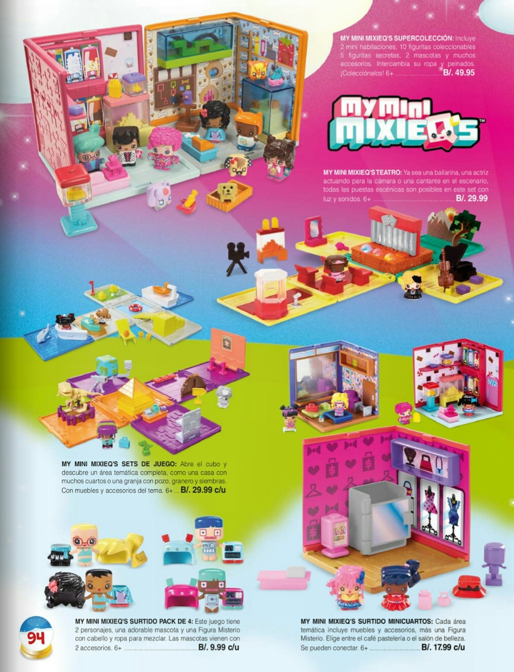 Catalogo juguetes Stivie toys 2018 p94