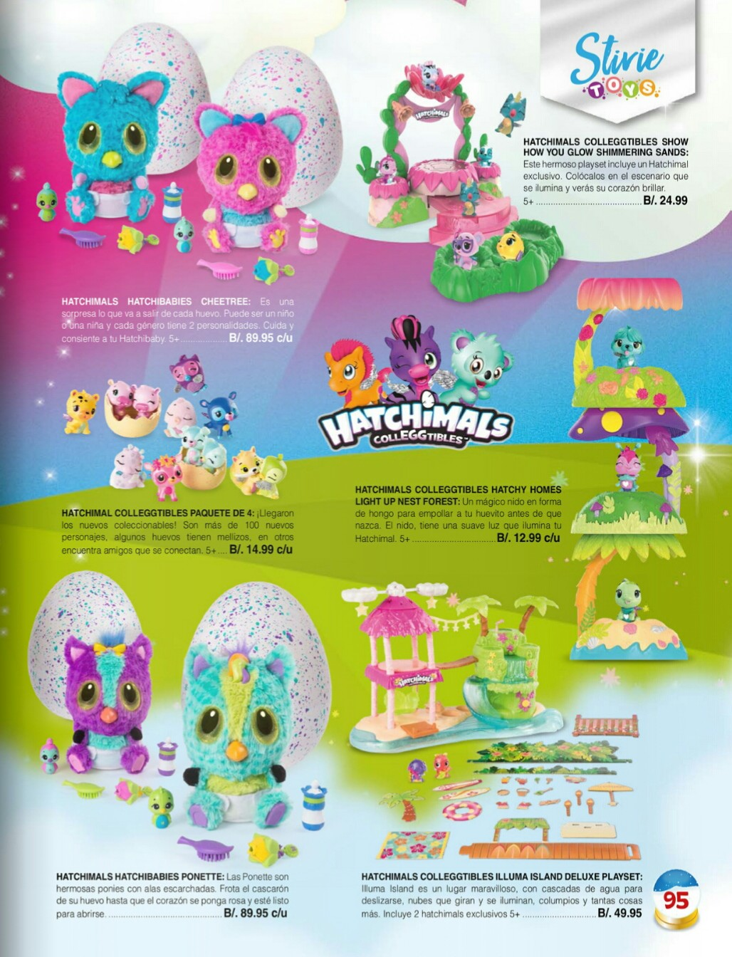Catalogo juguetes Stivie toys 2018 p95
