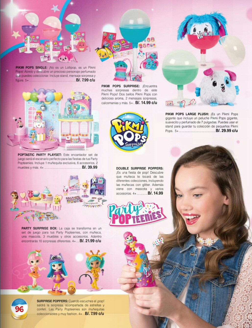 Catalogo juguetes Stivie toys 2018 p96