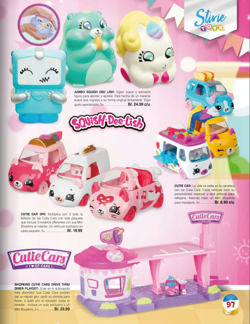 Catalogo juguetes Stivie toys 2018 p97