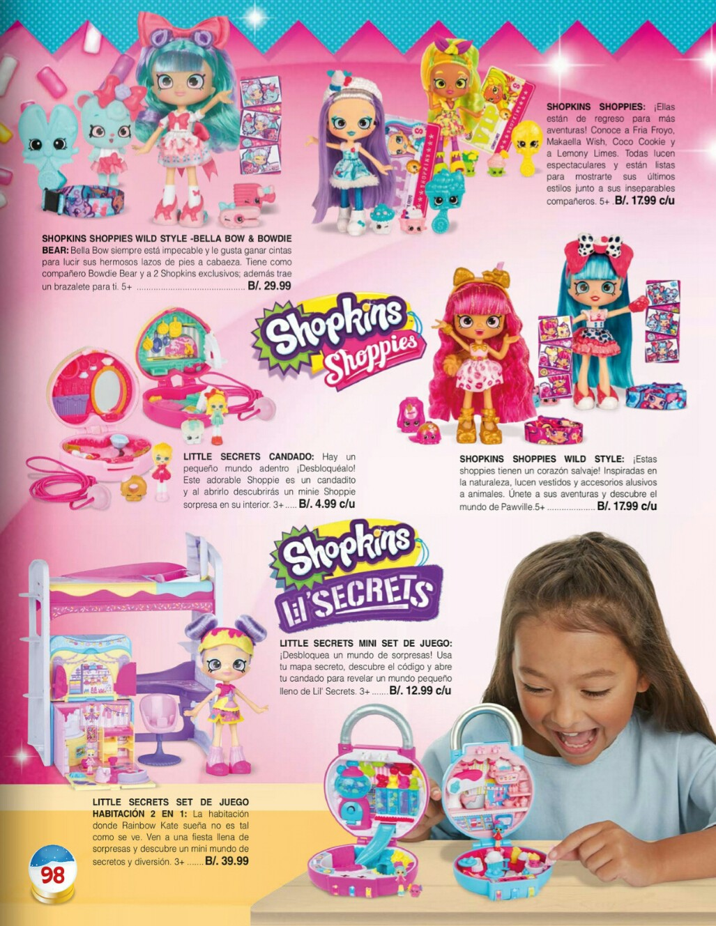 Catalogo juguetes Stivie toys 2018 p98