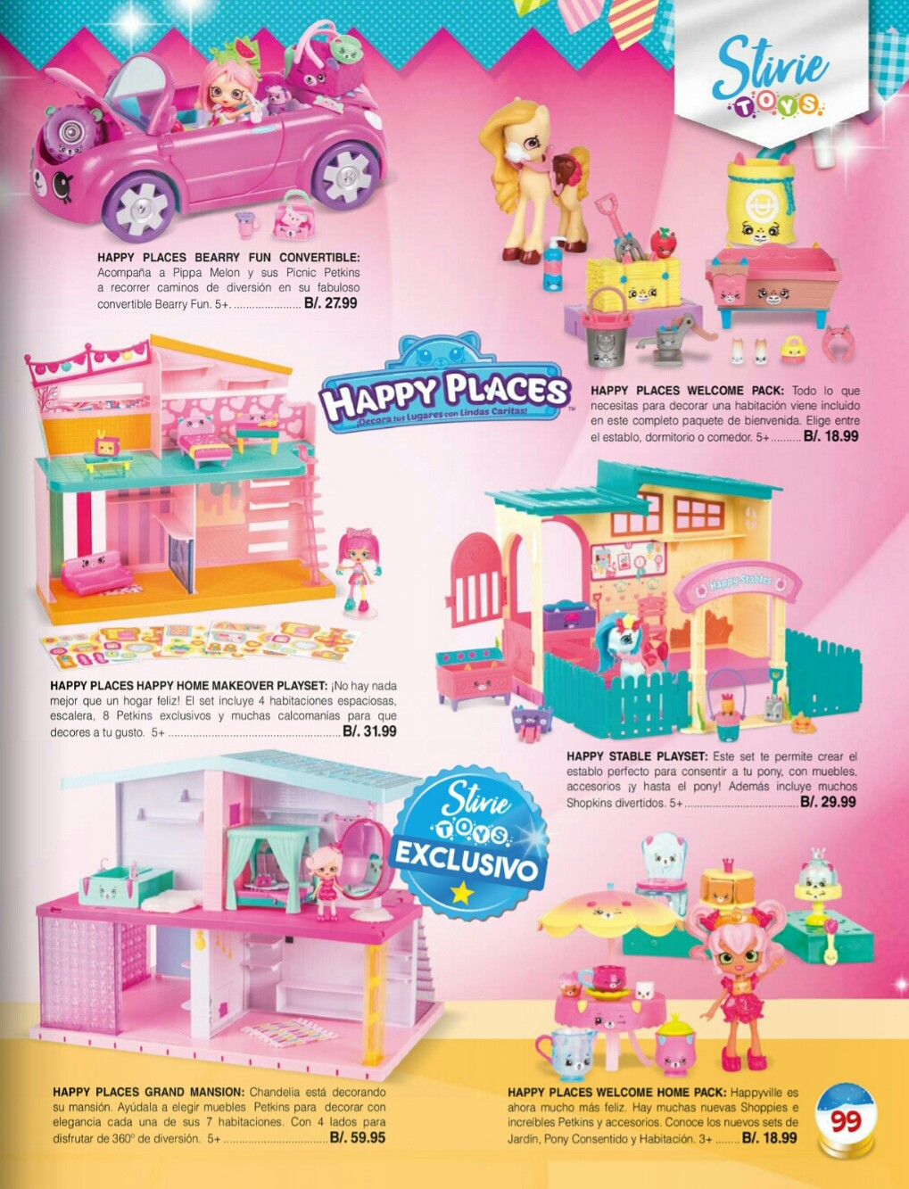 Catalogo juguetes Stivie toys 2018 p99