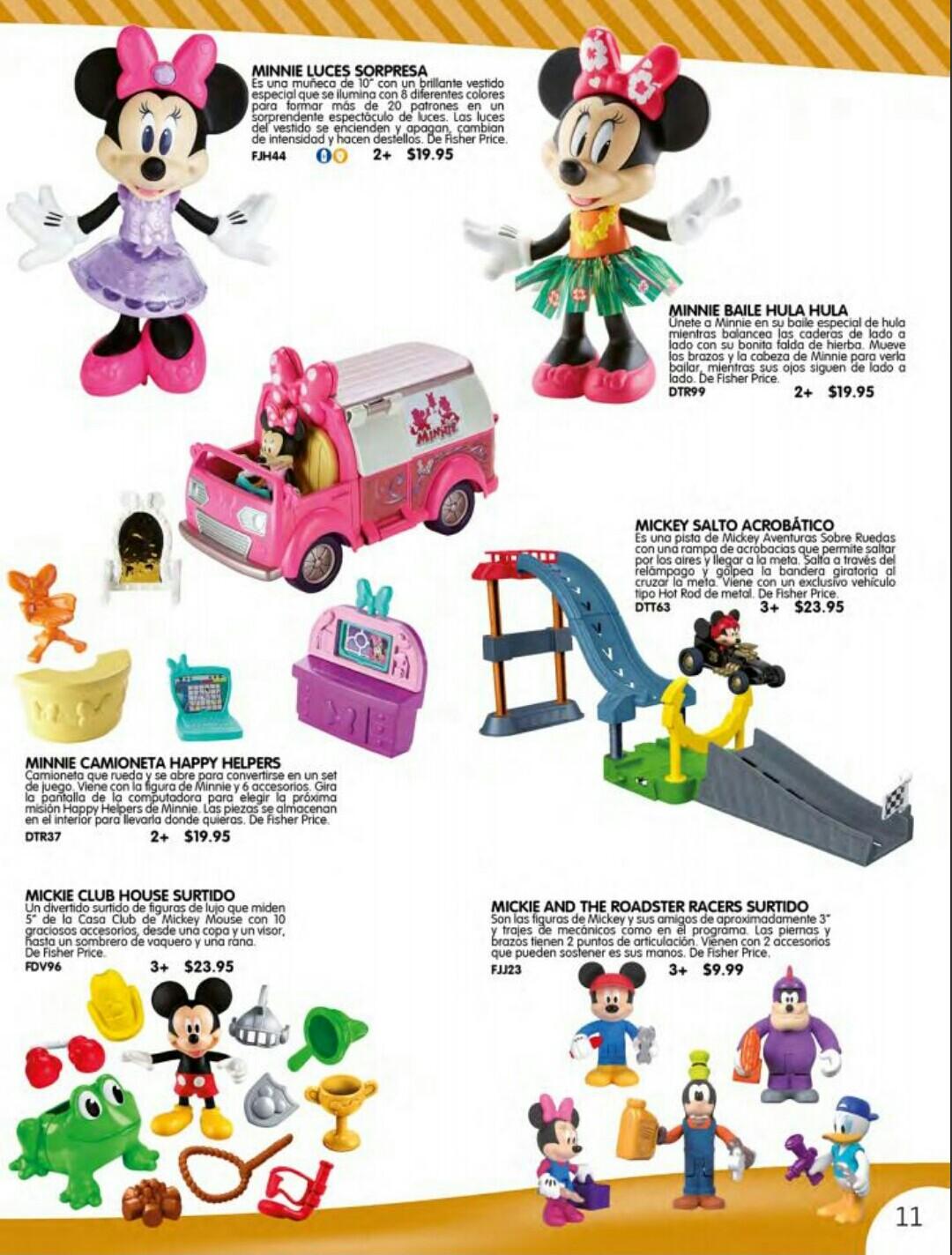 Catalogo de juguetes Toyland año 2018 » Comprar en Panamá