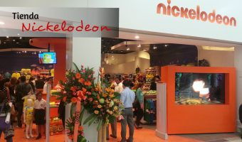 Nickelodeon tienda Panamá