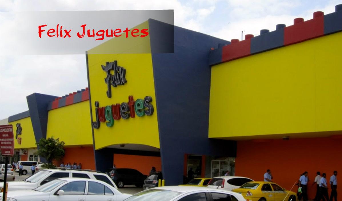Félix Juguetes, lugar donde se consigue slime