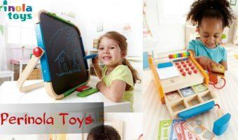 Perinola Toys, tienda