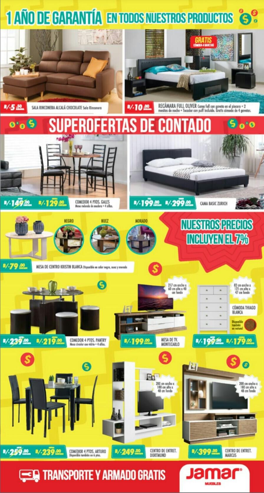 Catálogo Jamar Enero - Febrero año 2019 página 3