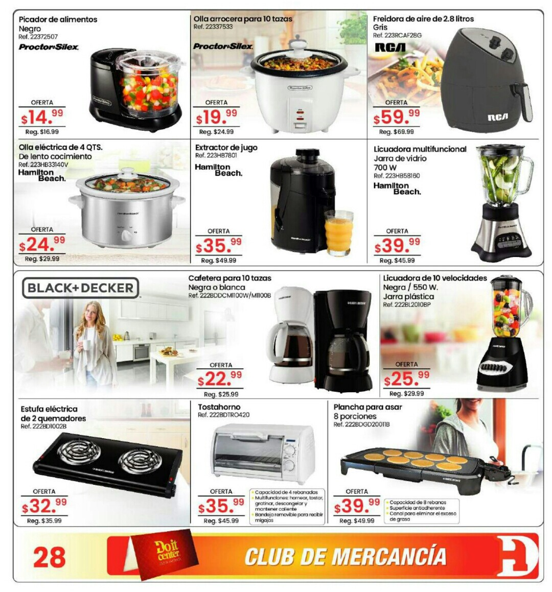 Catalogo Doit Center Verano 2019 página 28