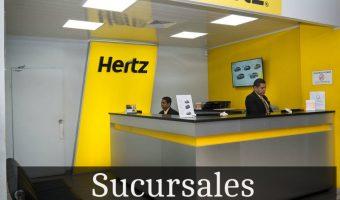 hertz sucursales