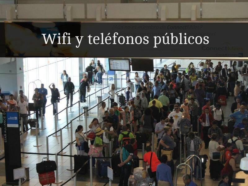 tocumen wifi