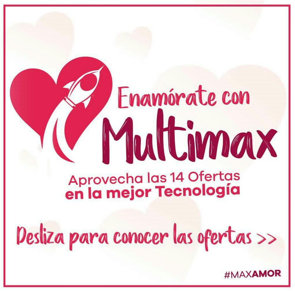 Ofertas Multimax San Valentin 2019 p1