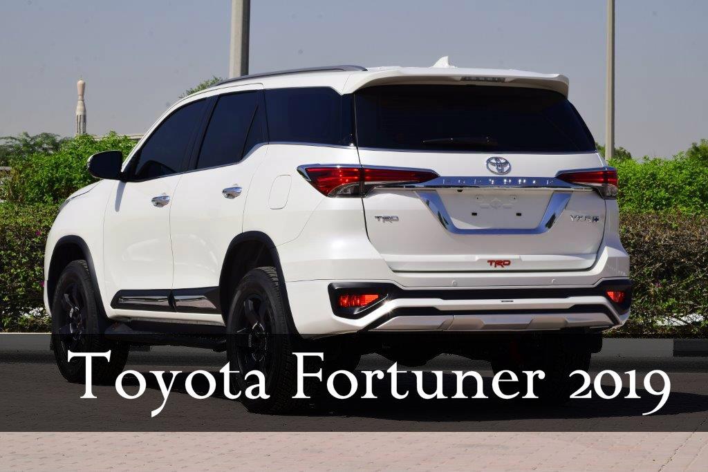 Toyota Fortuner 2019 panama