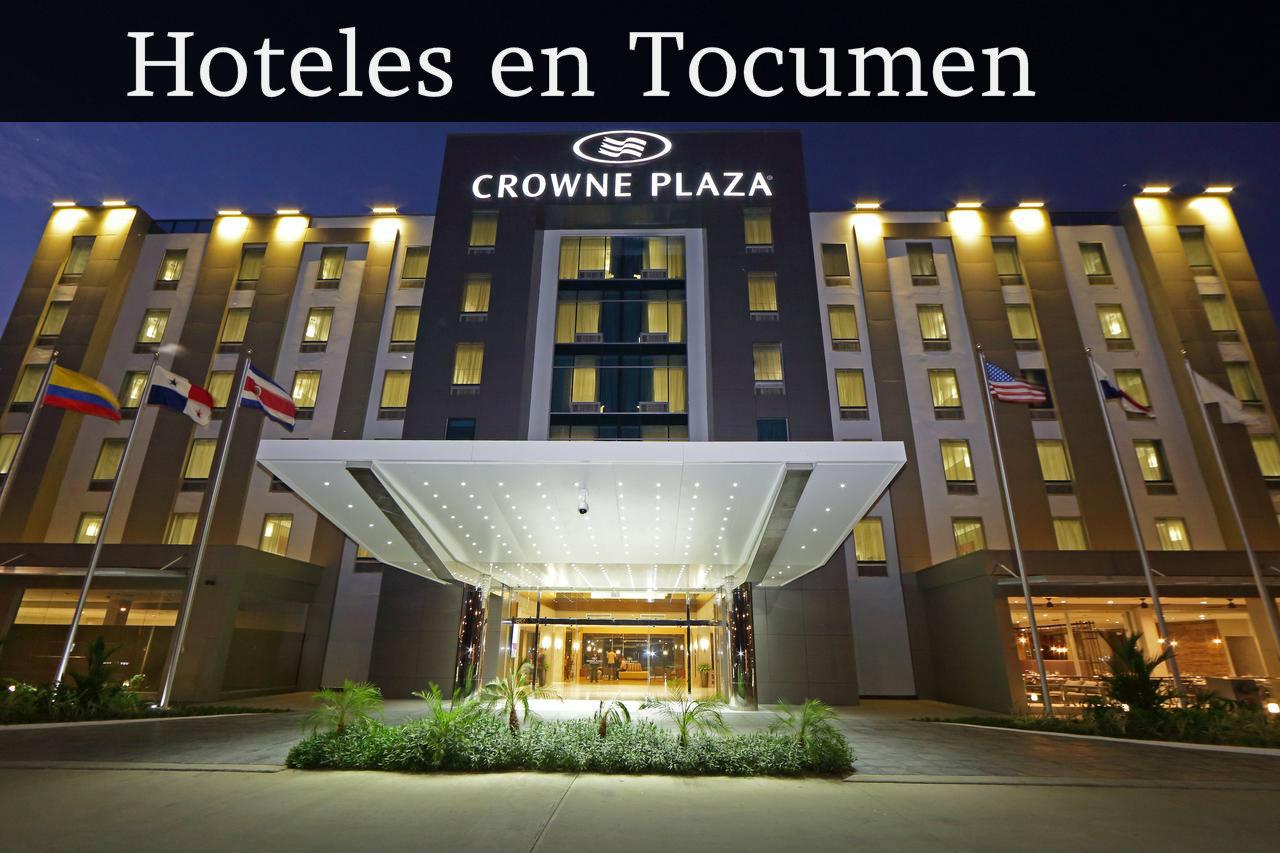 crowne plaza aeropuerto tocumen
