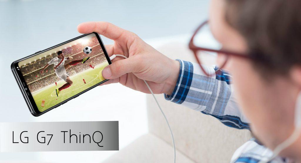 LG G7 ThinQ: características y precios