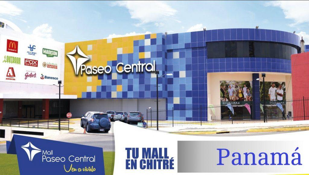 Mall Paseo Central - Panamá