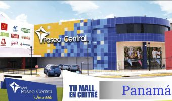Mall Paseo Central - Panamá