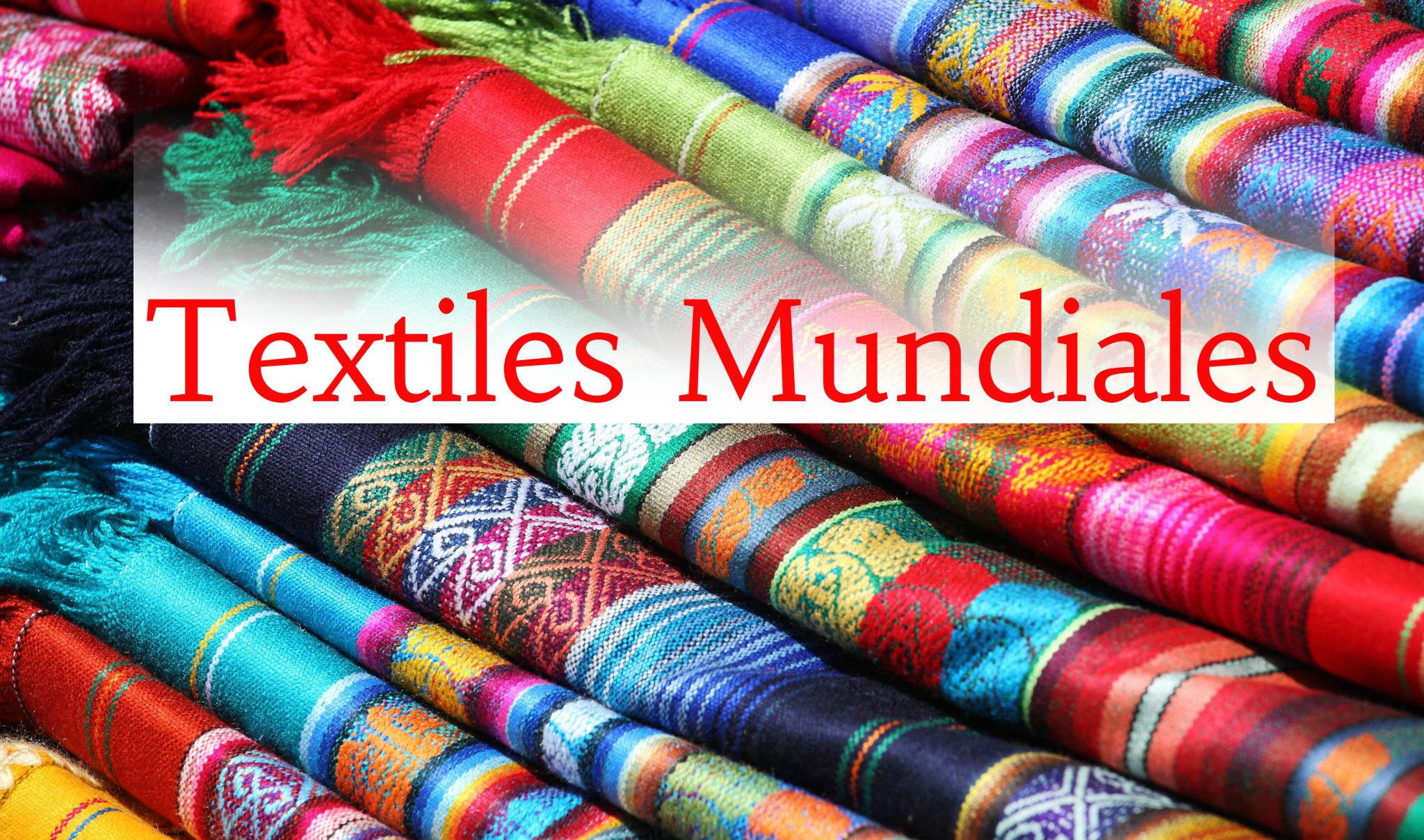 Textiles mundiales