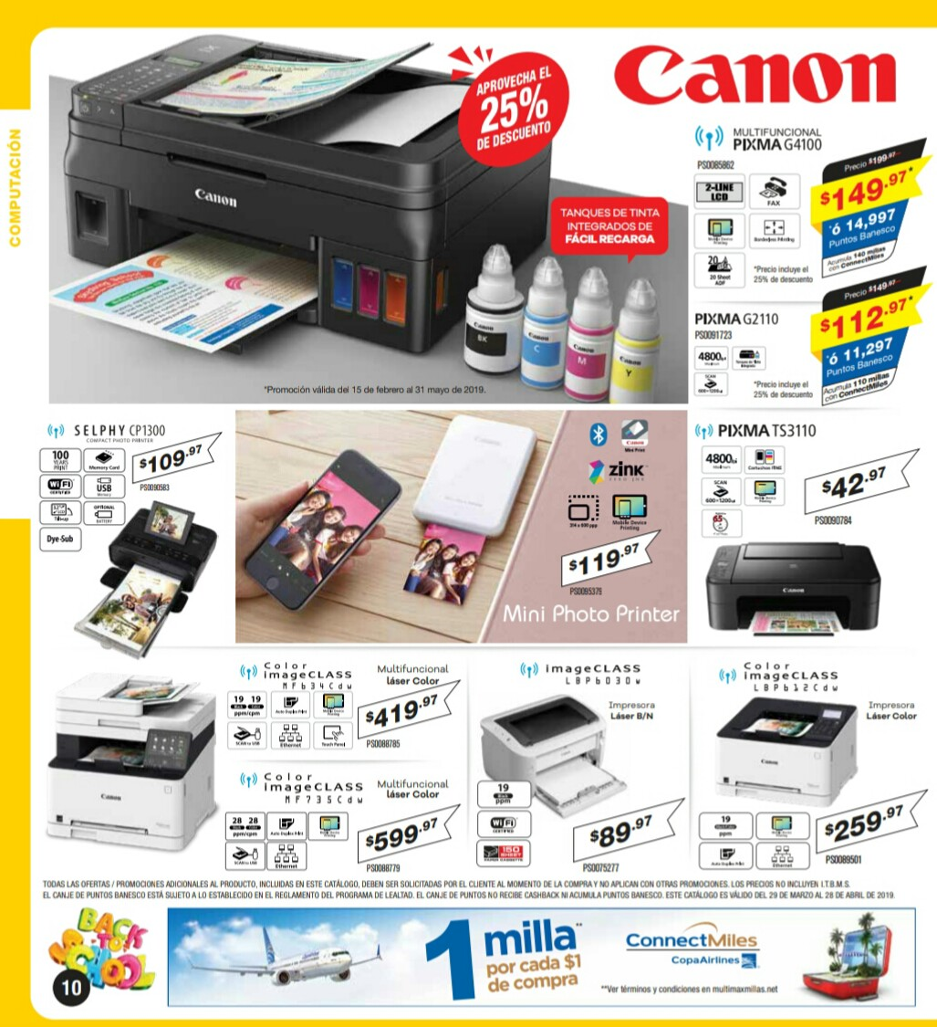 Catalogo Multimax Abril 2019 pagina 10