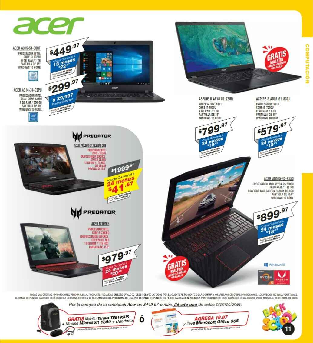 Catalogo Multimax Abril 2019 pagina 11