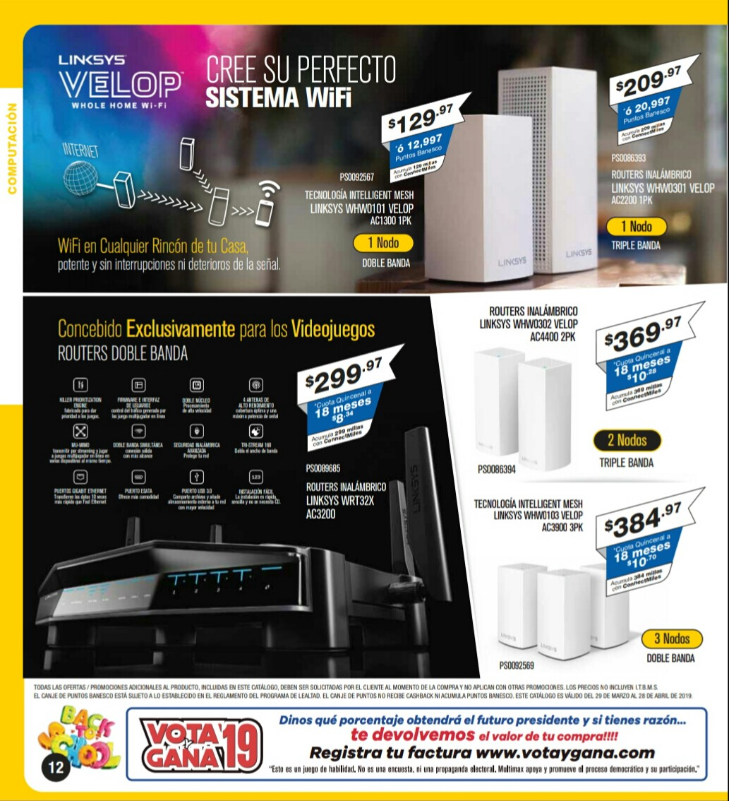 Catalogo Multimax Abril 2019 pagina 12